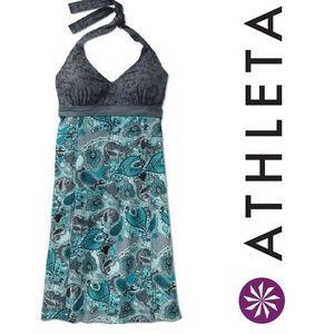 ATHLETA Pack Everywhere Dress Halter Active 553308